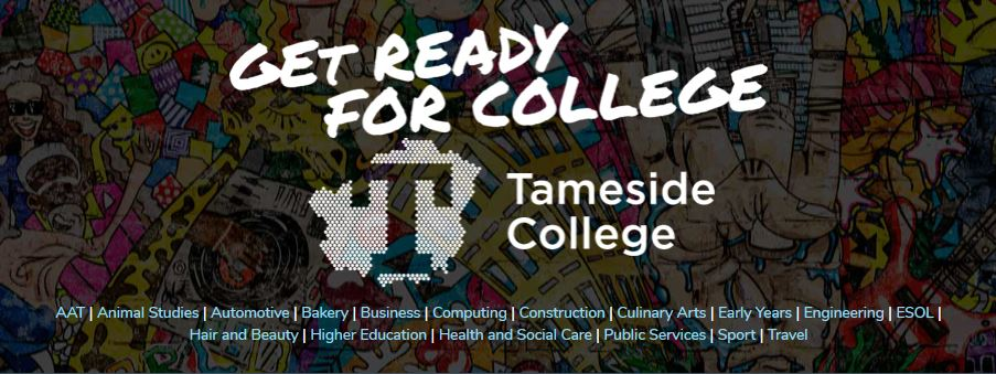 tameside get ready for college
